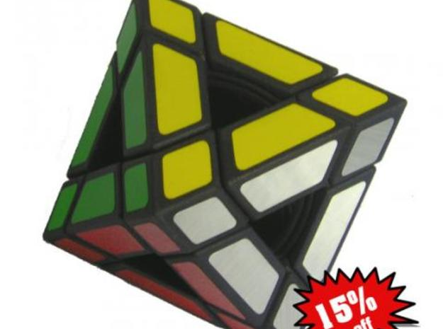 Holey Octahedron 3d printed Special summer discount: 15% off!!!