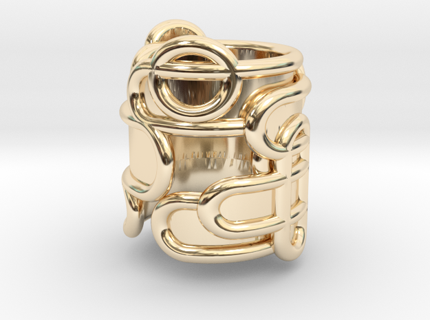 Interaction Ring - size 54