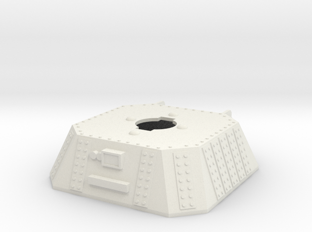 28mm Turret Emplacement