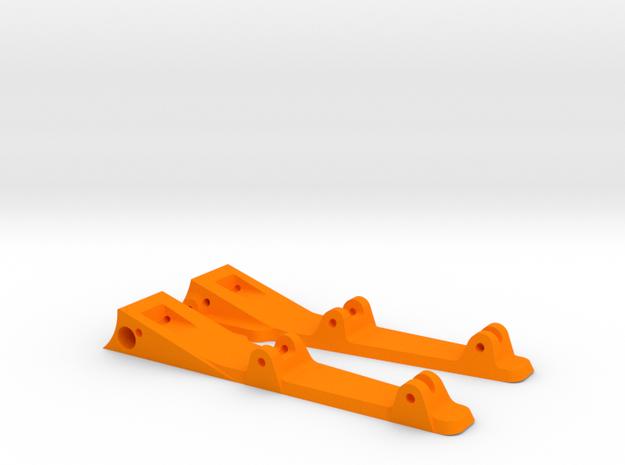 748sr - side pans in Orange Processed Versatile Plastic