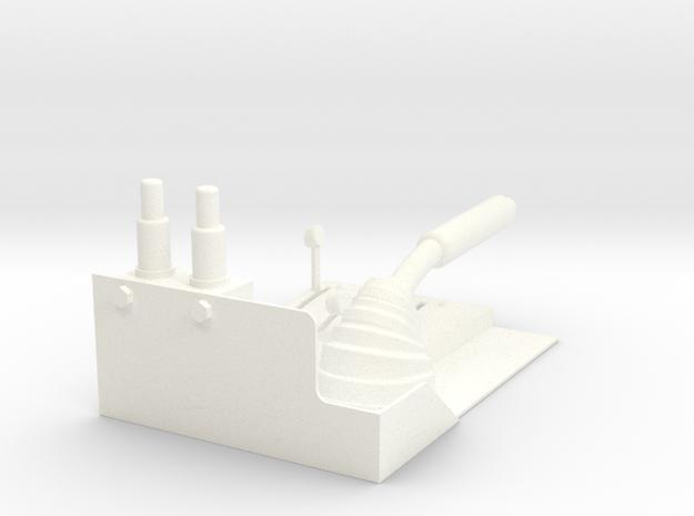 1.4 COLLECTIF LAMA in White Processed Versatile Plastic