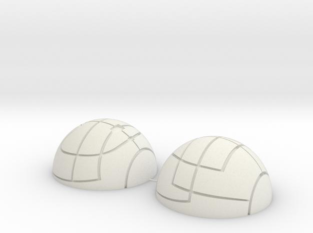 Apple of E [kit] in White Natural Versatile Plastic