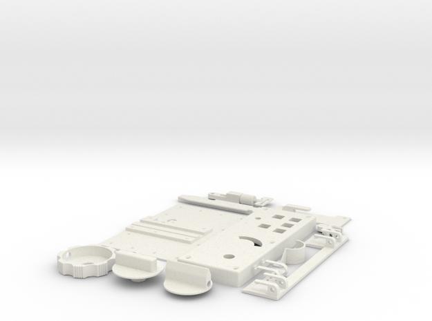 RCU-part-1 of 2 in White Natural Versatile Plastic