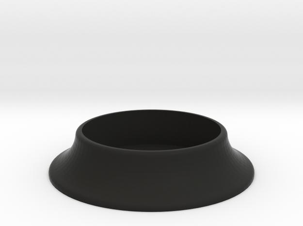 Mini Squonker Beauty Ring 16mm (MM510) in Black Strong & Flexible