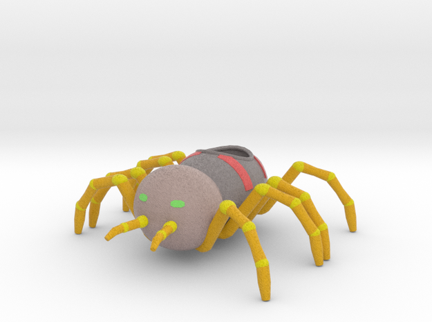 GiantSpider Pencilcase in Full Color Sandstone