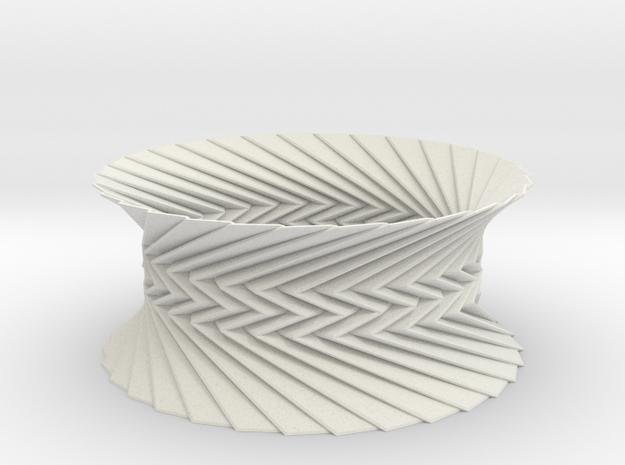 Bracelet HP 2 - Miura Origami Inspired Design