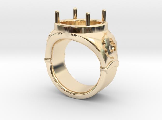 Ring Trefoil