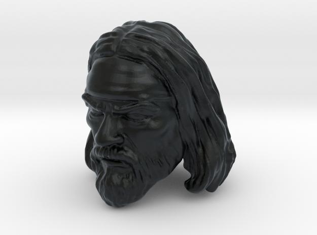 1/18 Scale Head 04 in White Natural Versatile Plastic