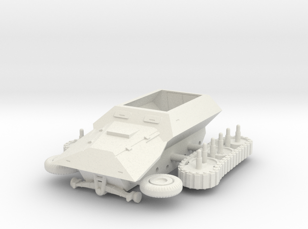 1/72 Einheitswagen HKp 605 in White Natural Versatile Plastic