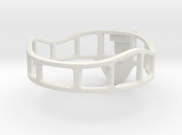 Candel Holder in White Strong & Flexible