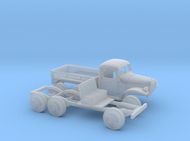 1/160 1945-50 Dodge Power Wagon  6X6