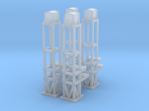 TJ-H04673x4 - Detonateurs sur treillis metallique  in Frosted Ultra Detail