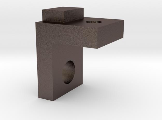 Vandercook Headstop or End Guide in Stainless Steel