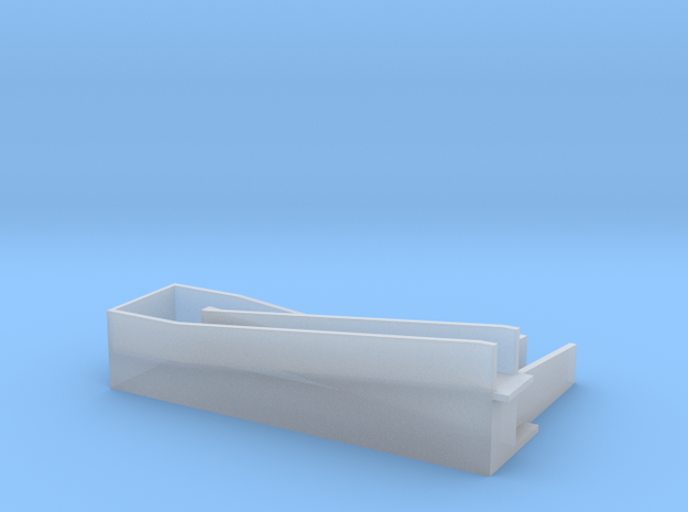 1/400 Passenger Boarding Ramps - 6mm in Frosted Ultra Detail