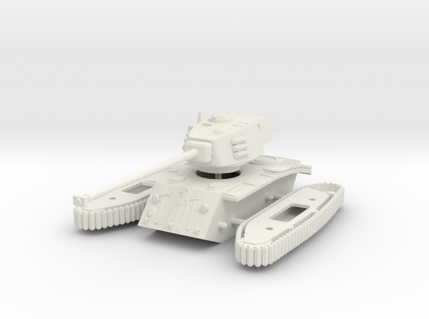 1/100 ARL 44 in White Strong & Flexible