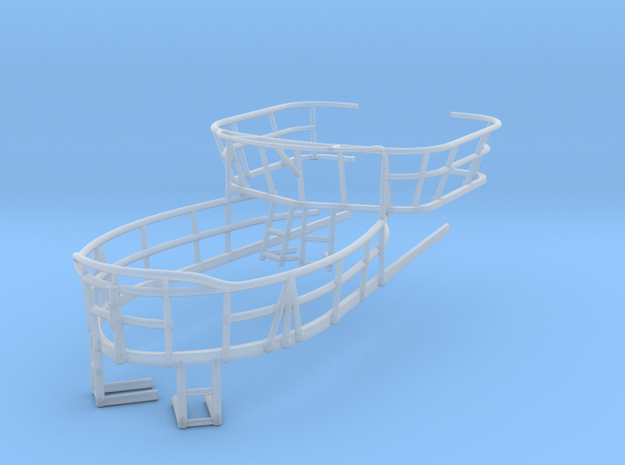 1/72 Railing for Uboot VII C41 Conning Tower