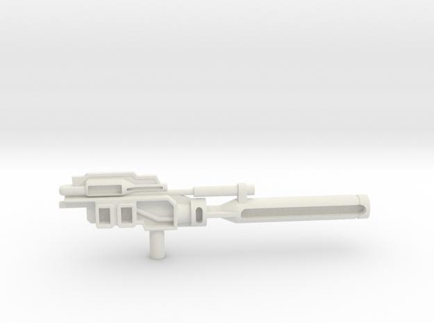 Optimus Prime kanon kleiner in White Strong & Flexible