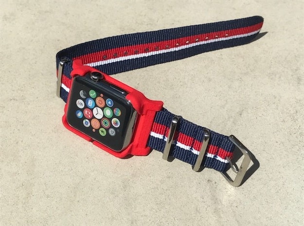 Apple Watch Case - 42mm For 24mm NATO / RAF Strap