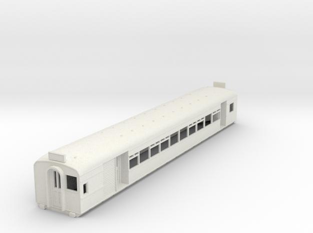 O-100-l-y-bury-motor-coach in White Natural Versatile Plastic