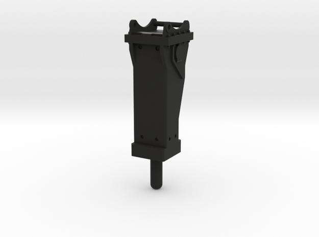Hydr.hammer in Black Natural Versatile Plastic