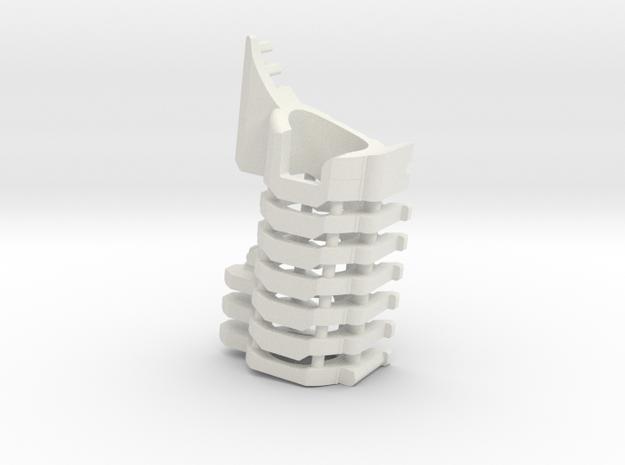 KR Ahsoka Shoto - Part2 CC in White Natural Versatile Plastic