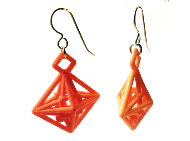 Niantic in Orange Strong & Flexible Polished