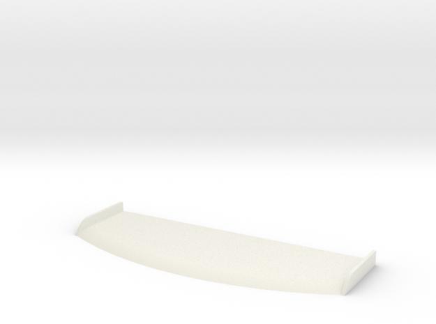 1/24 1/25 chin Splitter 1 in White Strong & Flexible
