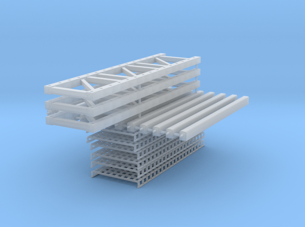 Pallet Rack 3 High-2 Wide