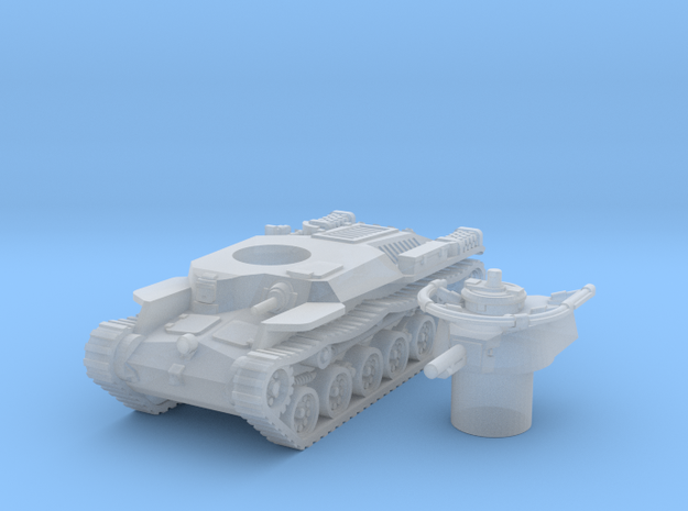 Chi-Ha 97 Tank (Japan) 1/144