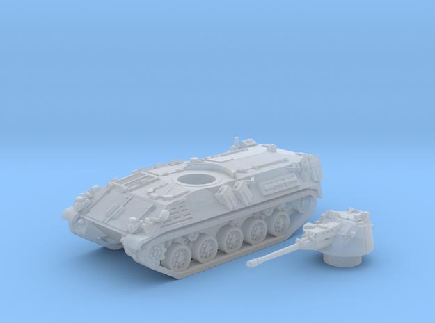 Saurer tank (Austria) 1/200 in Smooth Fine Detail Plastic