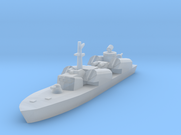 1/1250 Soviet Osa Missile Boat in Frosted Ultra Detail