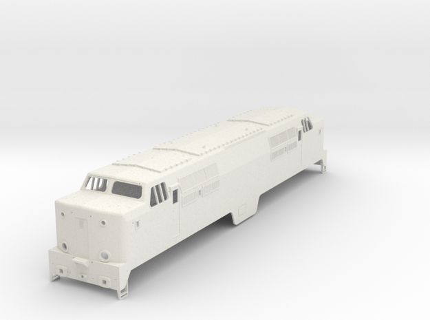 NS 1200, spoor 1,  scale 1:32