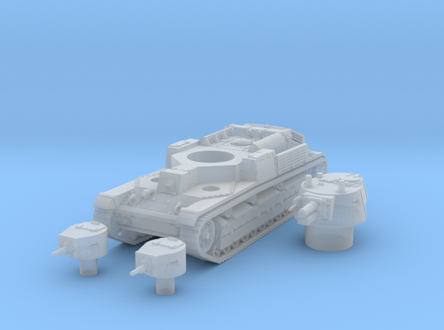 T -28 tank (Russia) 1/200