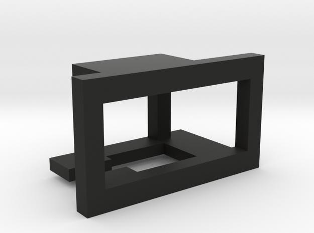 Nerf Voltmeter Holder in Black Strong & Flexible