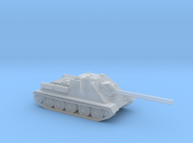 SU-85 tank (Russia) 1/144 in Frosted Ultra Detail