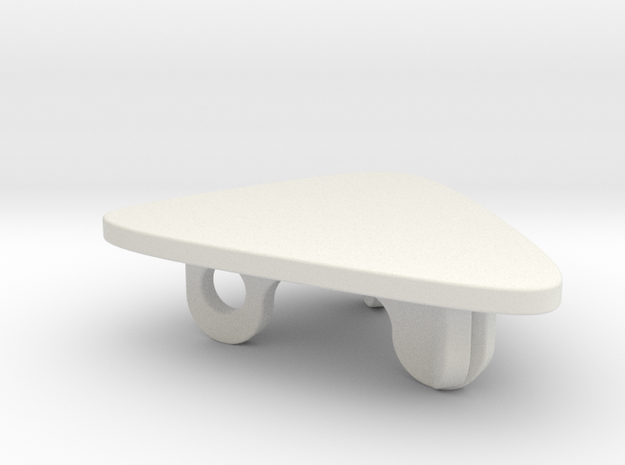 Deco Coffee Table in White Strong & Flexible: 1:48 - O