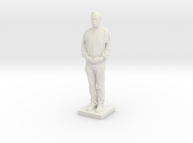 Printle C Homme 636 - 1/32 in White Strong & Flexible