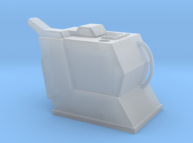 Docking Bay Power Box, 1:43 in Smooth Fine Detail Plastic