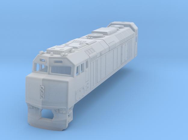 Via Rail F40 Locomotive