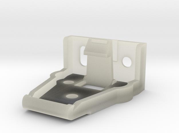 Shade Bracket 304 Louverdrape Kirsch Levolor in Transparent Acrylic