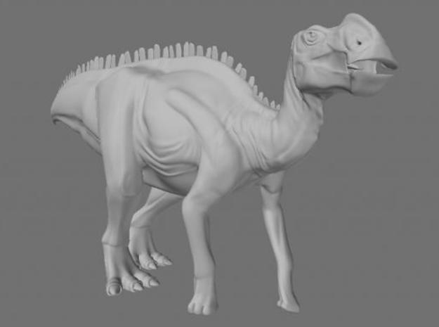 Gryposaurus Dinosaur Small SOLID 3d printed Description