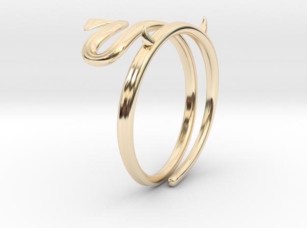 Cute Devil Ring