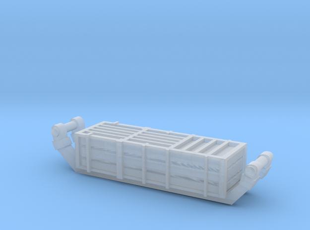 BM06.2 Bavarian Wurst Wagon Ammo box in Smooth Fine Detail Plastic