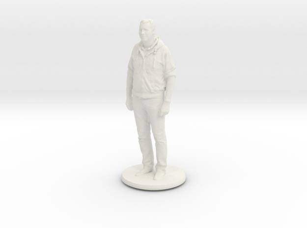 Printle C Homme 508 - 1/32 in White Natural Versatile Plastic