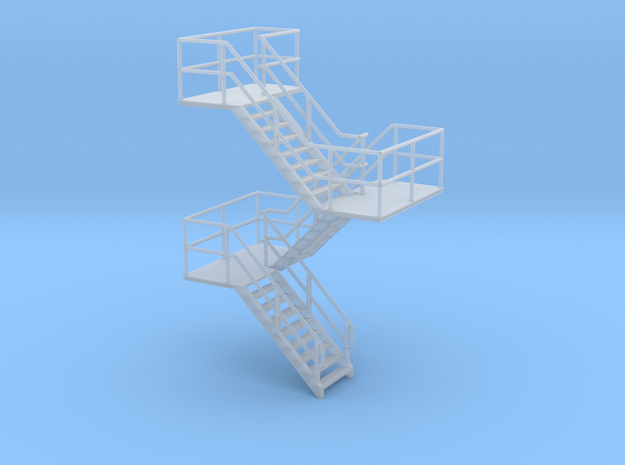 HO Staircase 57.5mm