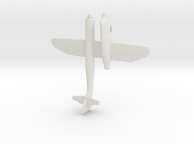 1:285 Bv 141 1946 in White Natural Versatile Plastic