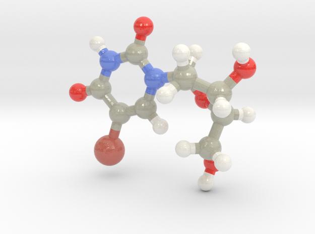 Bromodeoxyuridine (BrdU) in Glossy Full Color Sandstone