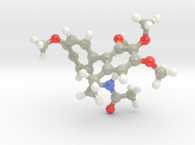 Colchicine in Glossy Full Color Sandstone