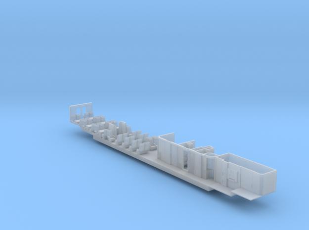ICE1 Inneneinrichtung 2. Klasse Servicewagen