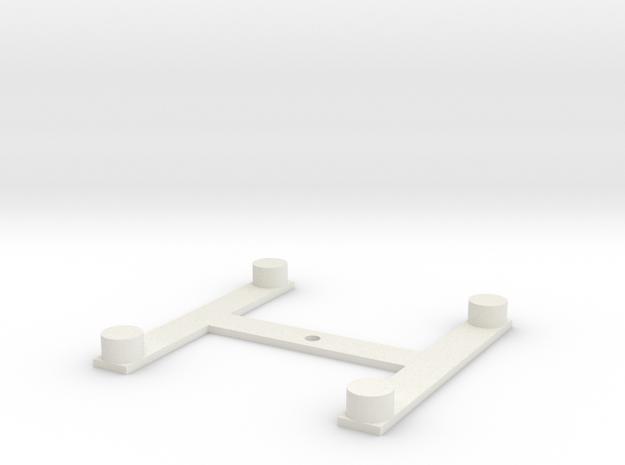 PlatformPositioner in White Strong & Flexible